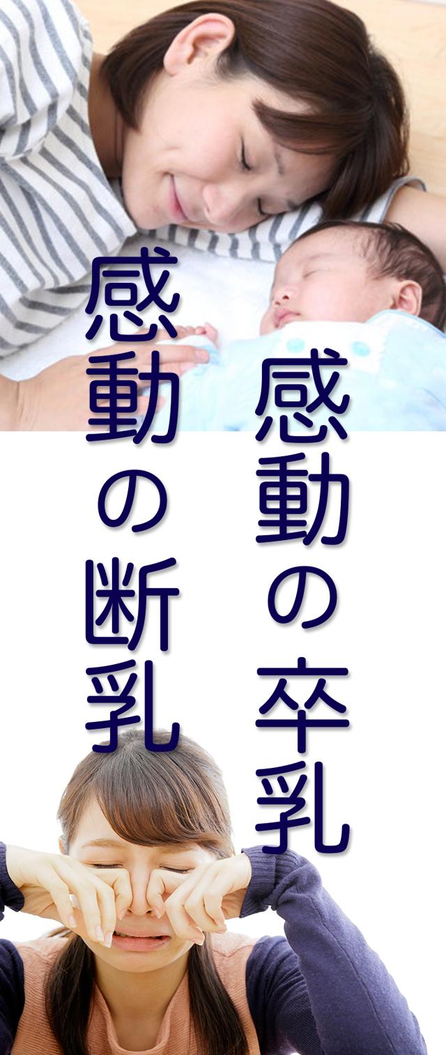Dannyu Sotsunyu 00 - 『いつか終わりは来るねん!感動の断乳・卒乳』セミナーのご案内