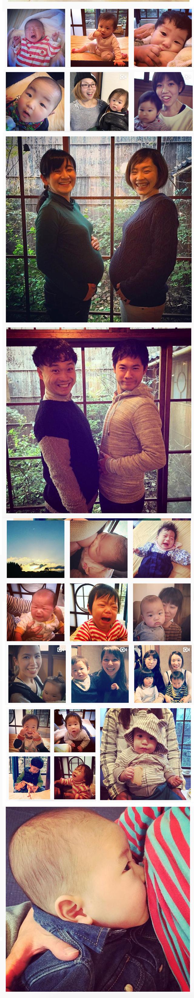 Instagram 09 baby mama - インスタグラム☆フォロアー1000名達成☆ありがとう!