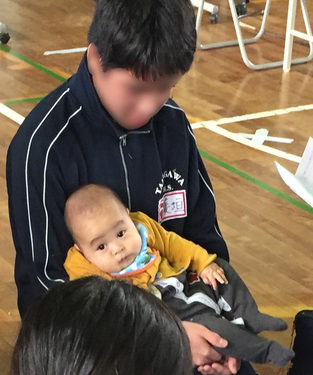 inochi no jyugyo 06 - いのちの授業 東大阪市玉川中学校の3年生