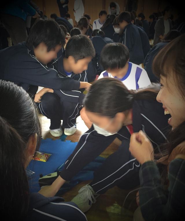 inochi no jyugyo 07. - いのちの授業 東大阪市玉川中学校の3年生